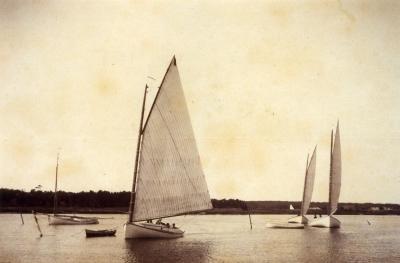 Eight Generations - EM Crosby Boat Works - Custom Boat